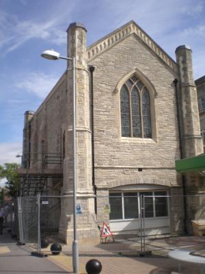 RSH Hospital Chapel Southampton image Ann MacGillivray