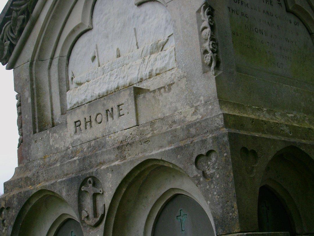 Rhone Memorial Southampton Old Cemetery